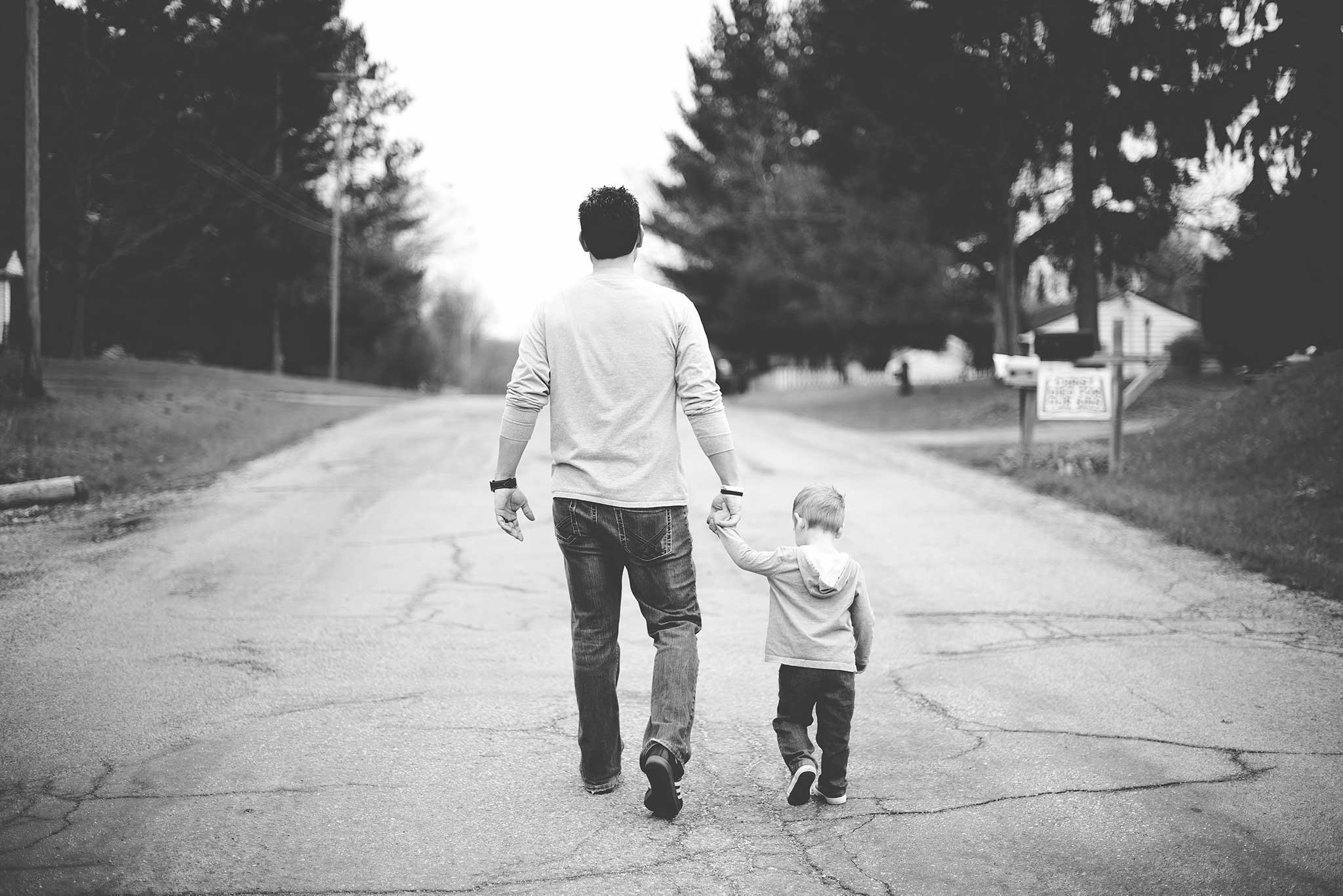 O conflito entre pai e filho